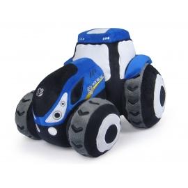 UH Kids New Holland T7 Tractor Soft Plush UHK1103