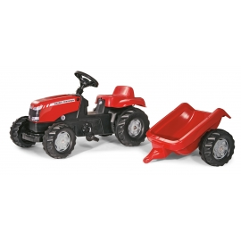 Massey Ferguson Pedal Tractor - 2 1/2 to 5 years