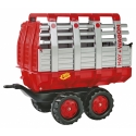 Hay Trailer With Twin Axle