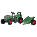 """Fendt 516 Vario Pedal Tractor w/Trailer,-,2,"""".5yrs +,11"""""""