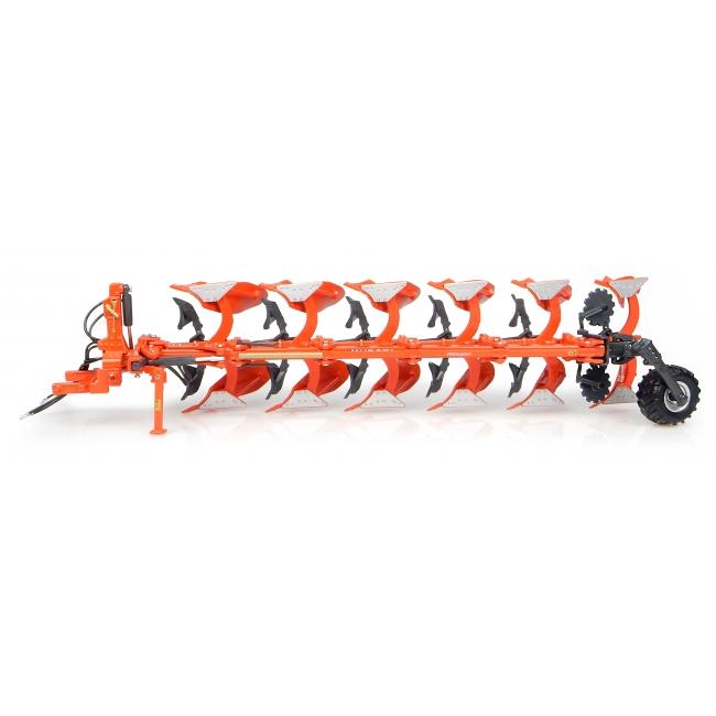 Kubota RM3005V 6-Furrow Reversible Mounted Plow