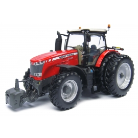 Massey Ferguson 8737 (North American Version) (Dual Rear Wheels)