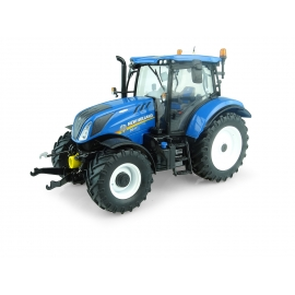 New Holland T6.165 Tractor Diecast Replica - 1:32 Universal Hobbies