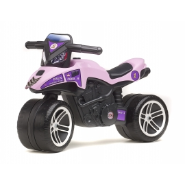 FALK racing Ride-on Moto - PINK