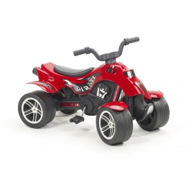 FALK Pedal Quad bike - RED