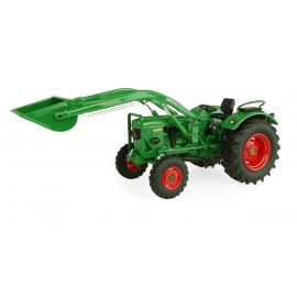 Deutz D6005 2WD with Front Loader