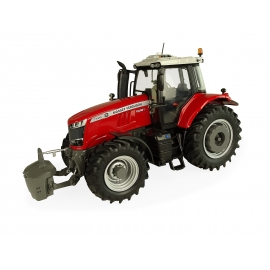 Universal Hobbies 1/32 Scale Massey Ferguson 7726S Tractor Diecast Replica UH5304