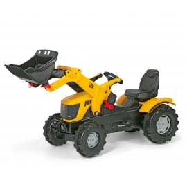 RollyFarmtrac JCB 8250 Ride-on tractor by Rolly Toys - +3 years
