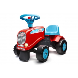 Push-Along red tractor