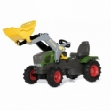 """Fendt 211 Vario Pedal Tractor w/ Air Ty,re,s,""""& Front Loader -,5"""""""