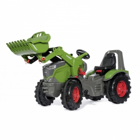 Fendt 1050 Vario Ride-on Tractor with front loader by Rolly Toys - +3 years