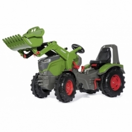 Fendt 1050 Vario Ride-on Premium tractor w/Brake by Rolly Toys - +3 years