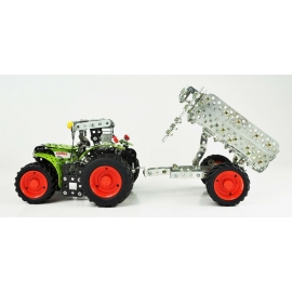 Claas Arion 430 with Trailer - 700 parts