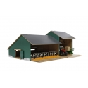 Cow stable with farmer shed 1:32