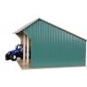Farm shed for 3 tractors big
