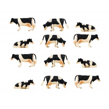 Cows 12pcs