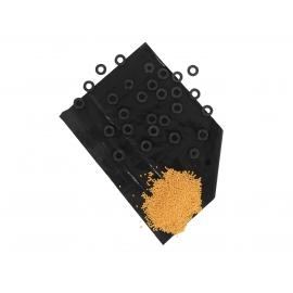 Kids Globe 1:32 scale Accessories for slotsilo cover and 50 straps KG571884