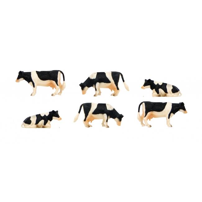 Cows 6pcs