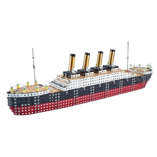 Titanic Metal DIY construction kit - 1878 parts