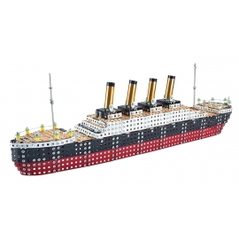 Titanic Metal DIY construction kit - 1878 parts