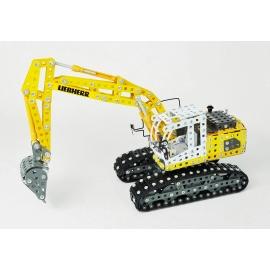 Liebherr Crawler Excavator - 1283 parts