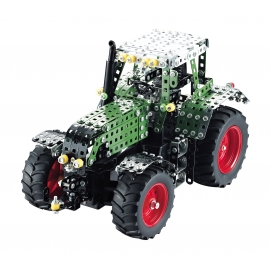 Fendt 939 Vario with Remote Control - 790 parts DIY metal construction kit
