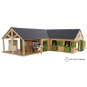 """Horse stable with 4 boxes storage and wa,sh,b,""""ox,1"""""""
