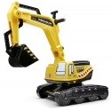 """Backhoe Falk Power Builder with opening sea,""""t,"""",12,"""