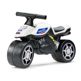 Police Ride-on Motorcycle