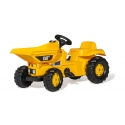 rollyKid CAT Ride-on Dumper by Rolly Toys - +2.5 years