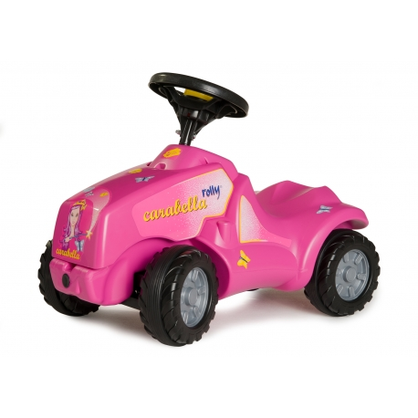 Push Along Pink Ride On Toy