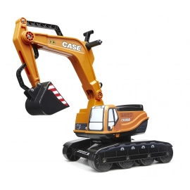 Case CE Ride-on excavator with Opening seat by Falk
