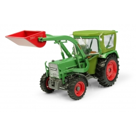 Fendt Farmer 5S - 4WD with Cabin & Front Loader