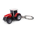 Universal Hobbies Massey Ferguson 8S.265 Tractor Metal Keychain UH5864